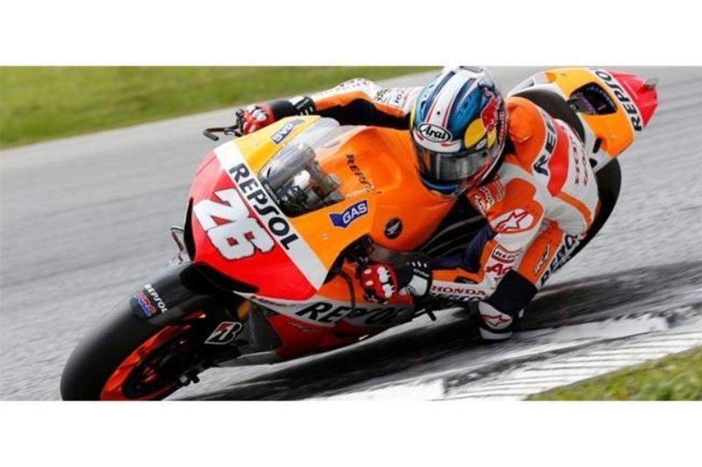 Moto GP: Αντεπίθεση από Pedrosa
