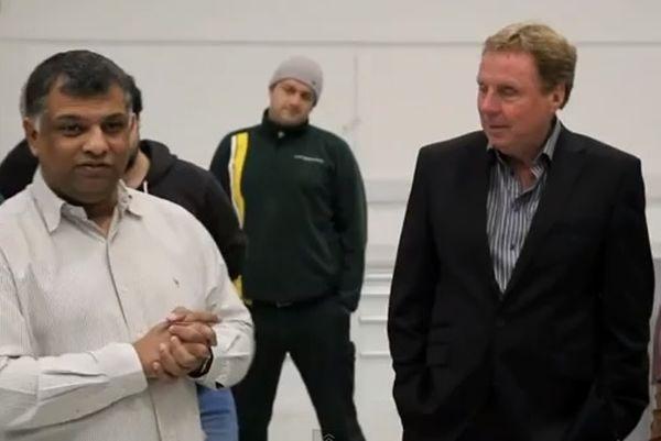 Caterham: Επίσκεψη από τον Ρέντναπ! (video)