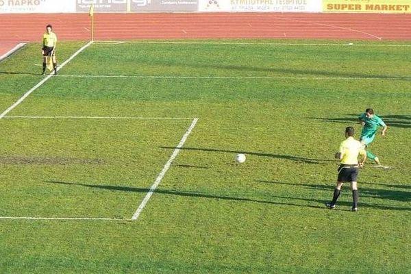 Παναργειακός-Πορτοχελιακός 4-0