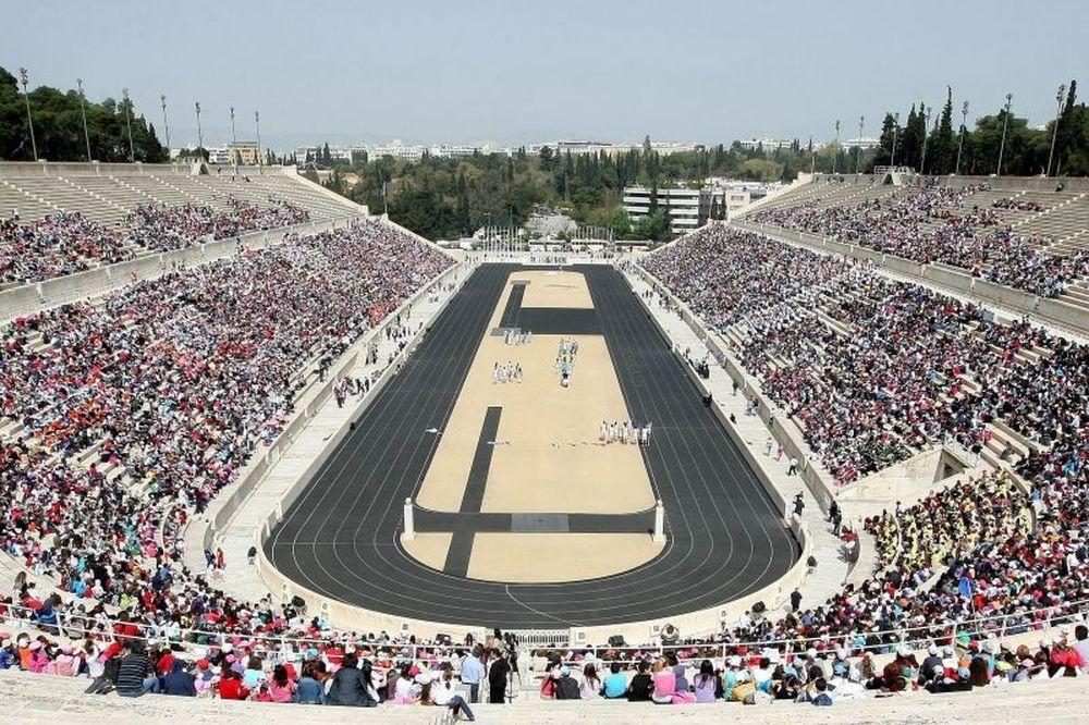 ΕΘΝΟΑ: Γιορτή αναβίωσης των 1ων Ολυμπιακών Αγώνων