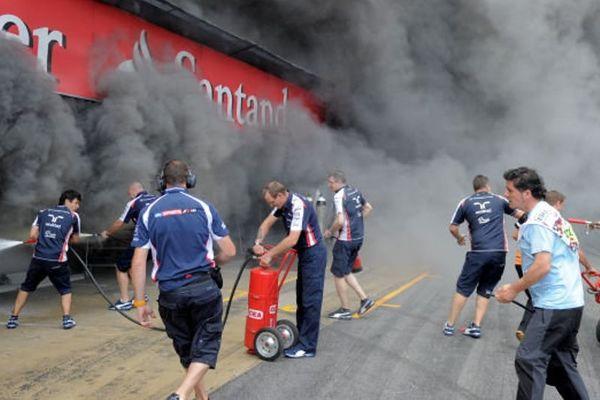 Γκραν - πρι Ισπανίας: Φωτιά στη Φορς Ίντια!