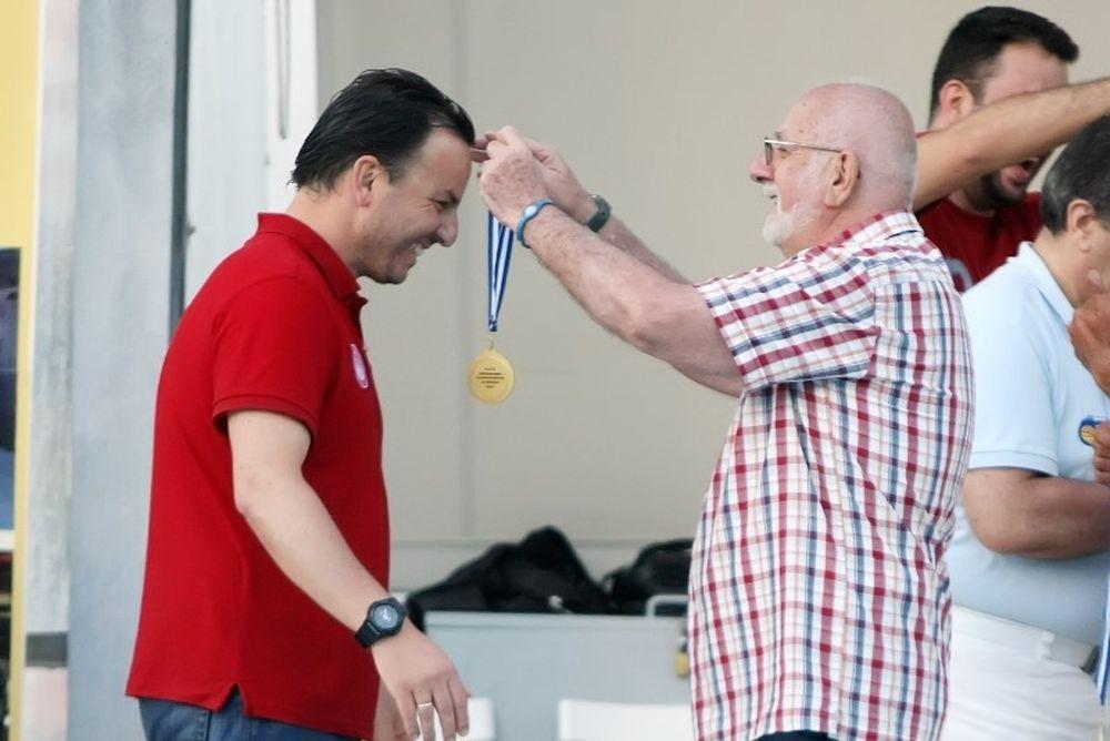 Βλάχος: «Γίναμε ο πραγματικός Ολυμπιακός»