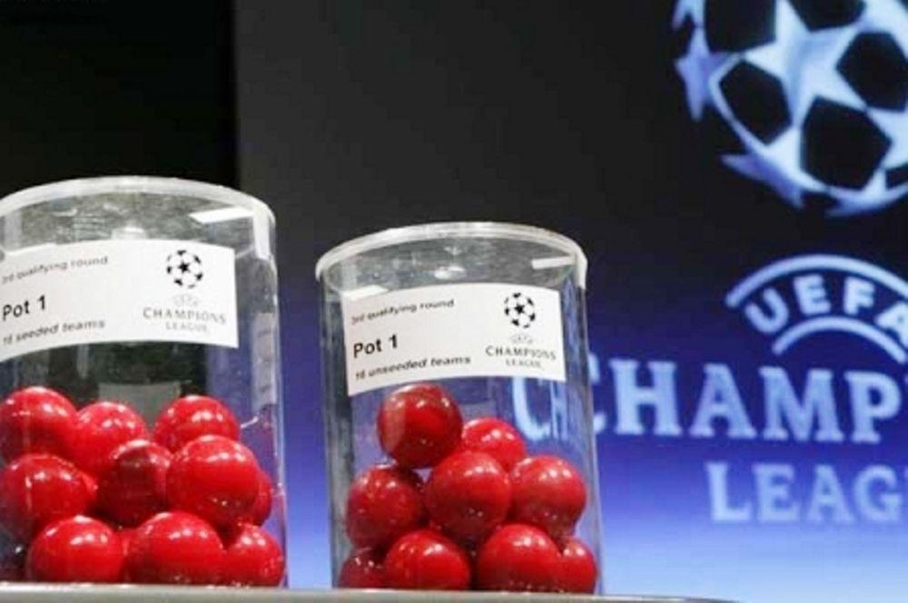 Champions League: Απέφυγε Ντόρτμουντ ο Ολυμπιακός