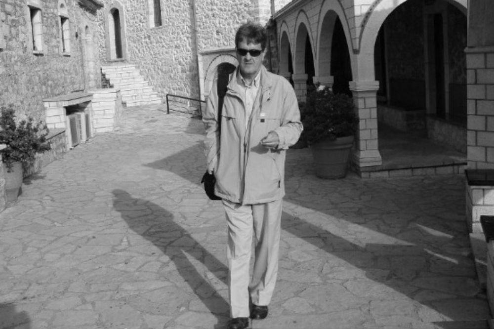 «Έφυγε» ο Κοσμάς Ζαφείρης