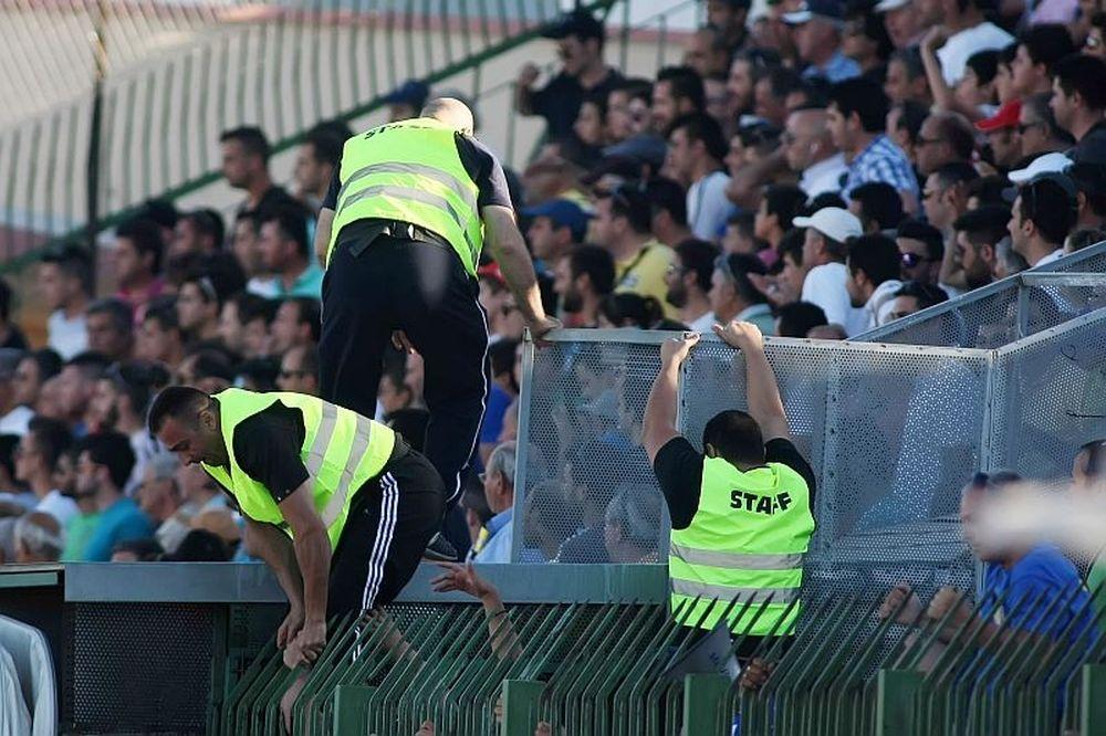 Ολυμπιακός Βόλου: Δέχθηκε επίθεση στη Μυτιλήνη