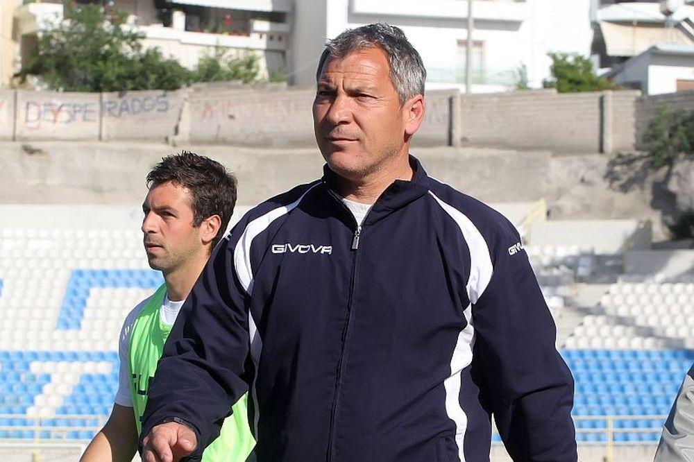 Γεωργαμλής: «Ηταν ένα καλό ματς…»