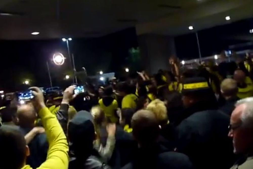 Μπορούσια Ντόρτμουντ: Το… γιόρτασαν οι οπαδοί! (video)