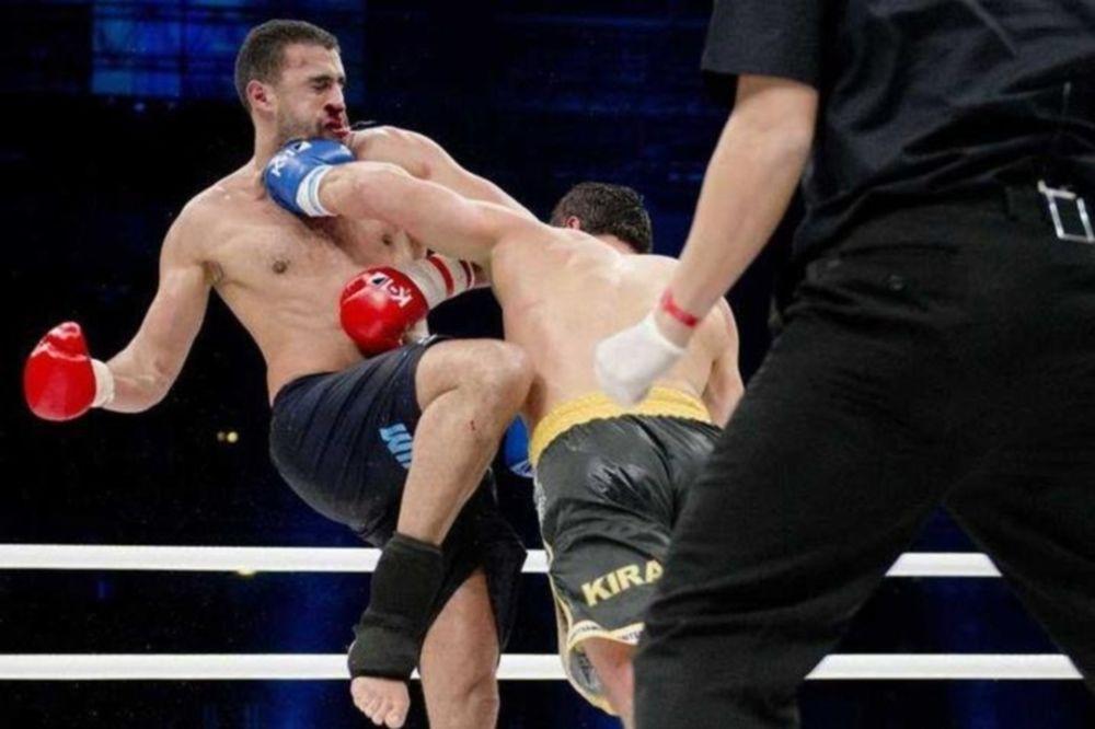 Kickboxing: Η μεγάλη εκδίκηση του Samedov (videos)