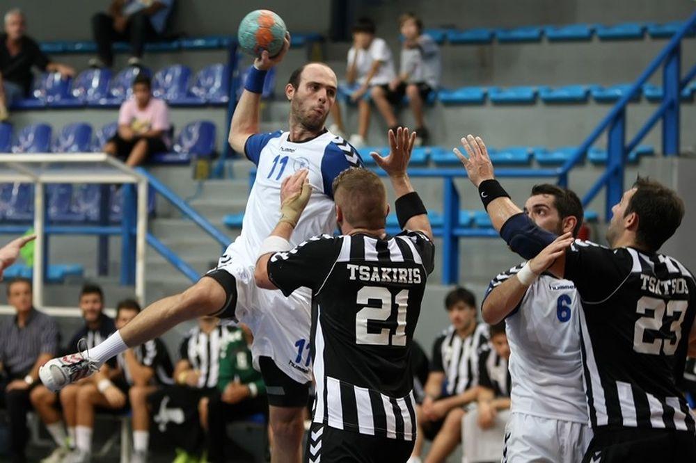Διομήδης Άργους: MVP ο… δήμιος της ΑΕΚ, Νίκος Σαμαράς