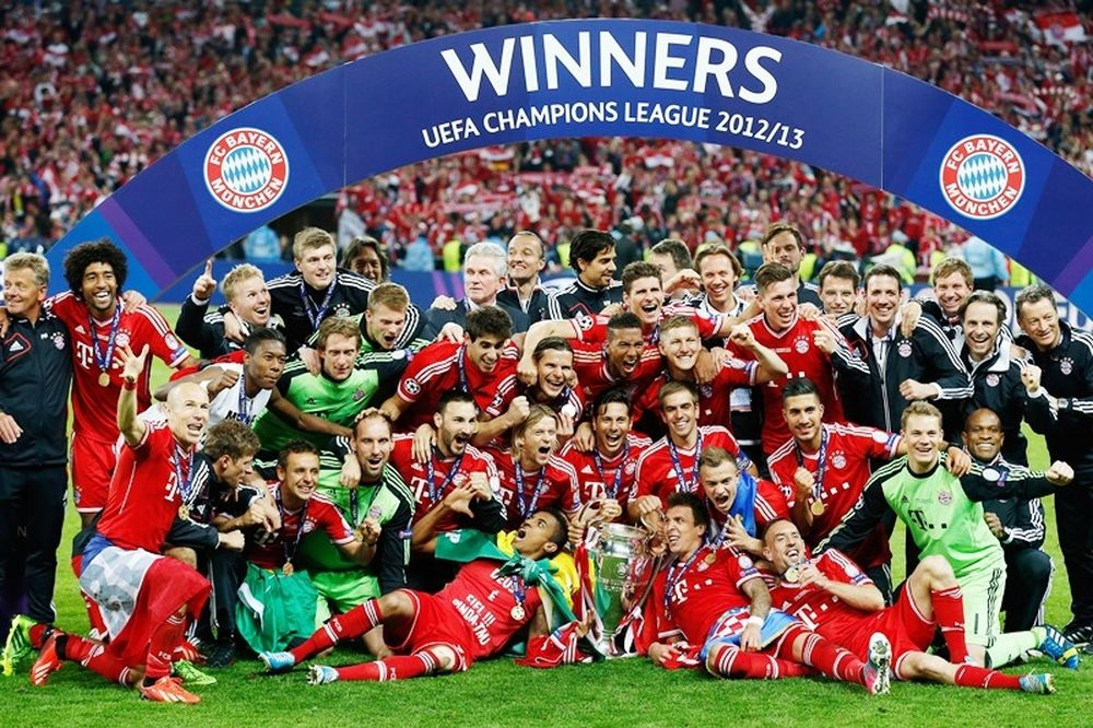 Champions League: Οι κορυφαίοι από την UEFA