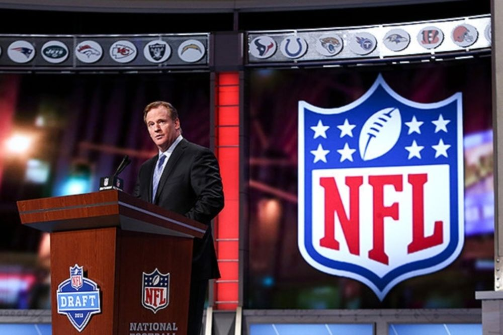 NFL: Αρχές Μαΐου το ντραφτ