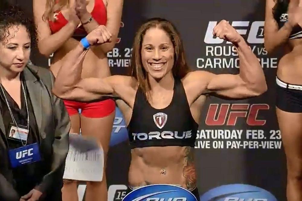 UFC on FOX 8: Χωρίς αντίπαλο η Carmouche