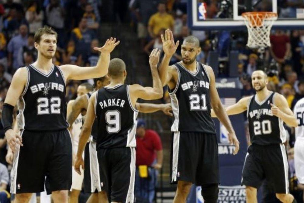NBA: «Μονοπώλιο» των Σπερς στο Top 10 (video)