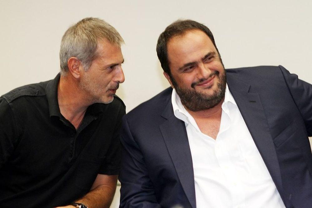 Μώραλης: «Μπήκε με άδεια ο Μαρινάκης»