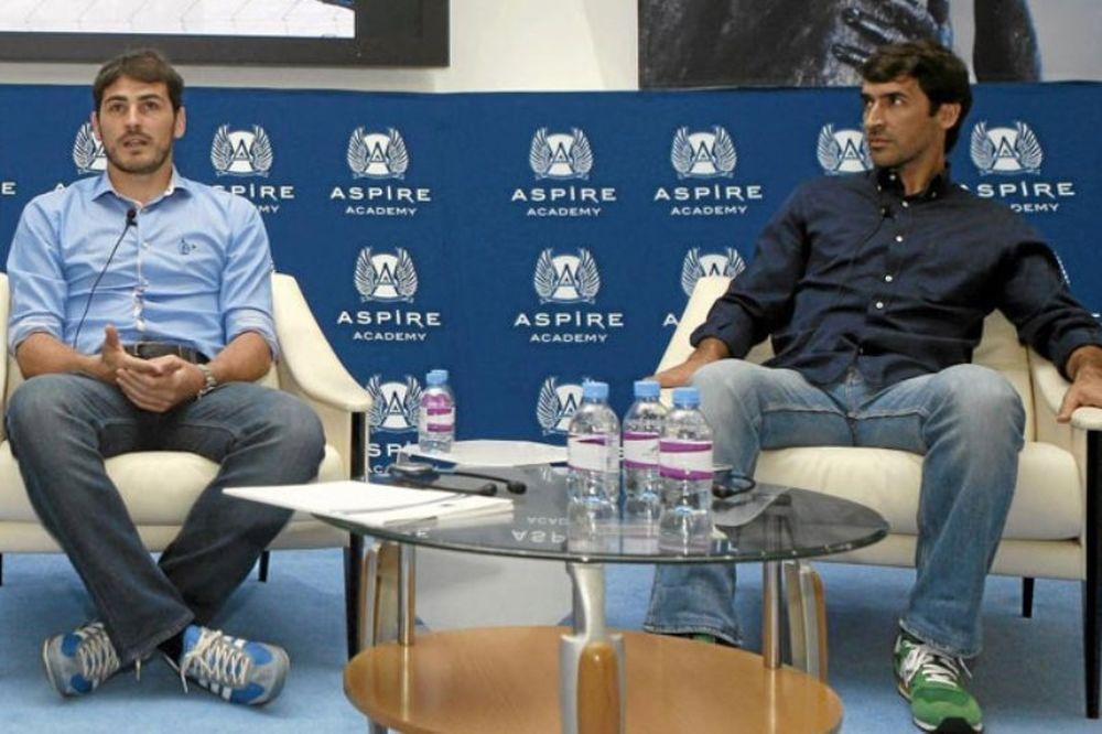 Ρεάλ Μαδρίτης: Στο Κατάρ ο Κασίγιας! (photos)