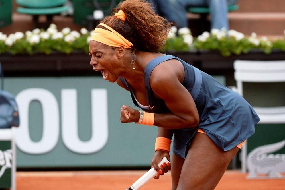 Roland Garros: Στους «16» η Γουίλιαμς