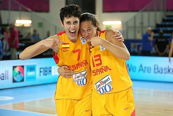 Ευρωμπάσκετ Γυναικών: Στα ημιτελικά Ισπανία και Σερβία (videos)