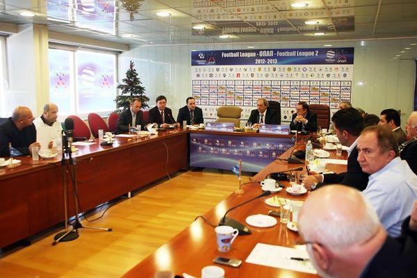 Football League: Επικυρώθηκαν οι βαθμολογίες με αφαίρεση βαθμών