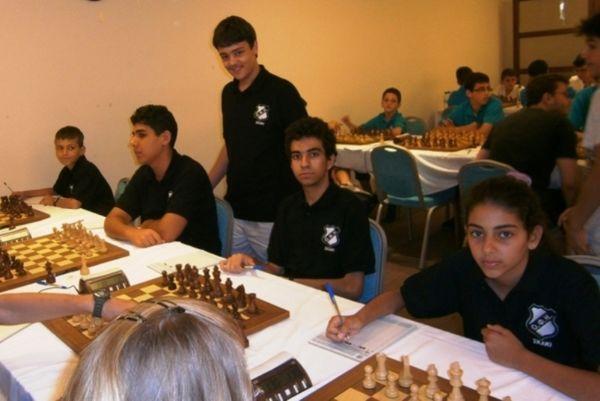 Σκάκι: Ξεκίνησαν τα μαθήματα στον ΟΦΗ