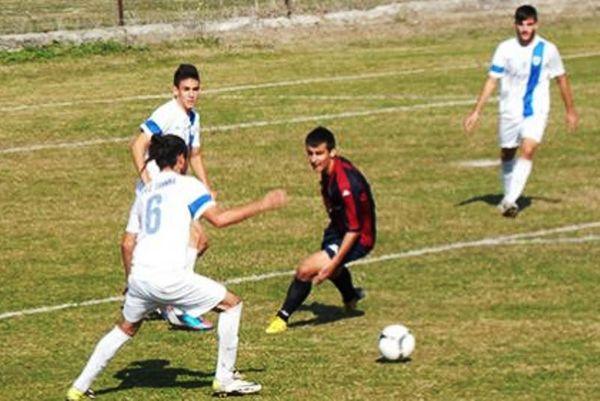 Βέροια-ΠΑΣ Γιάννινα 0-1 (Κ20)