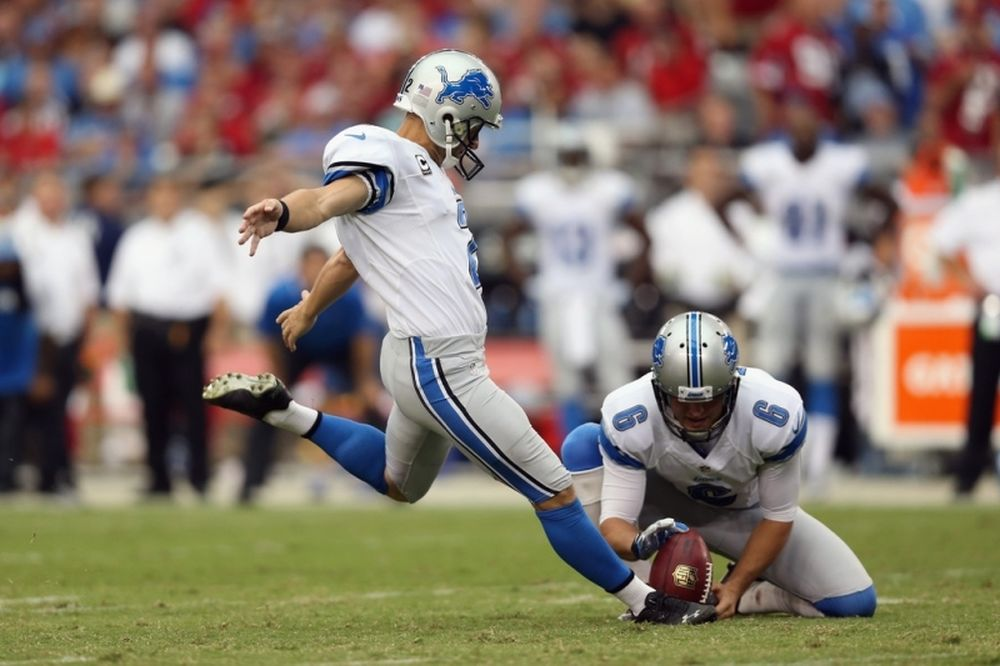 NFL: Εμπιστοσύνη στον David Akers από Λάιονς