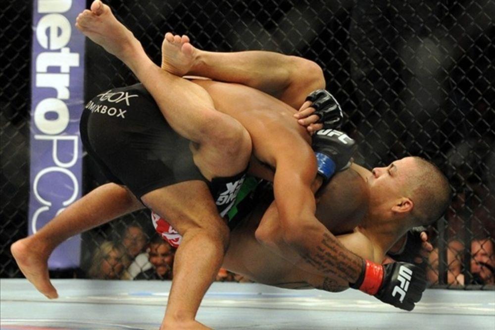 UFC on FOX 9: Στα πιτς ο Moraga