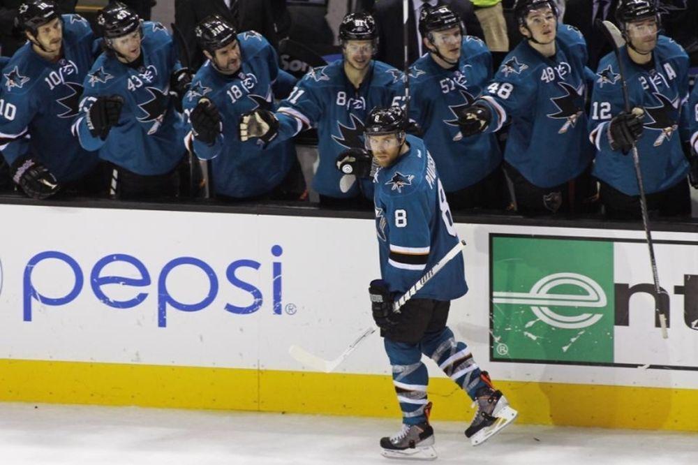 NHL: Μόνοι πρώτοι οι Σαρκς (videos)