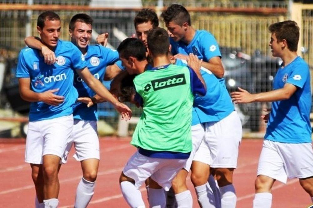 ΟΦΗ-ΑΕΛ Καλλονής 1-3 (Κ20)