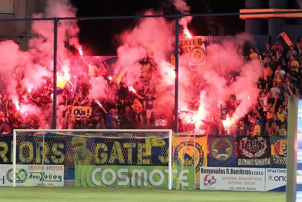 Παναιτωλικός: Τα εισιτήρια για το ματς Κυπέλλου