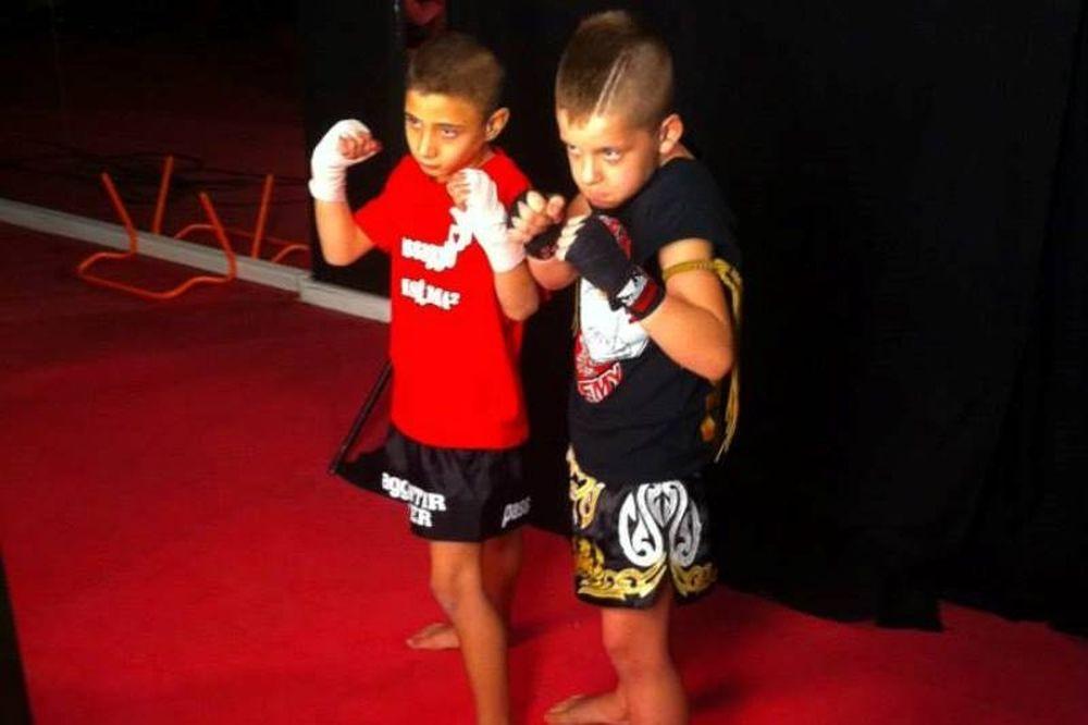 Δυναμικά Αθλήματα - No Limits: Οι 9χρονοι του Μουάι Τάι (video)