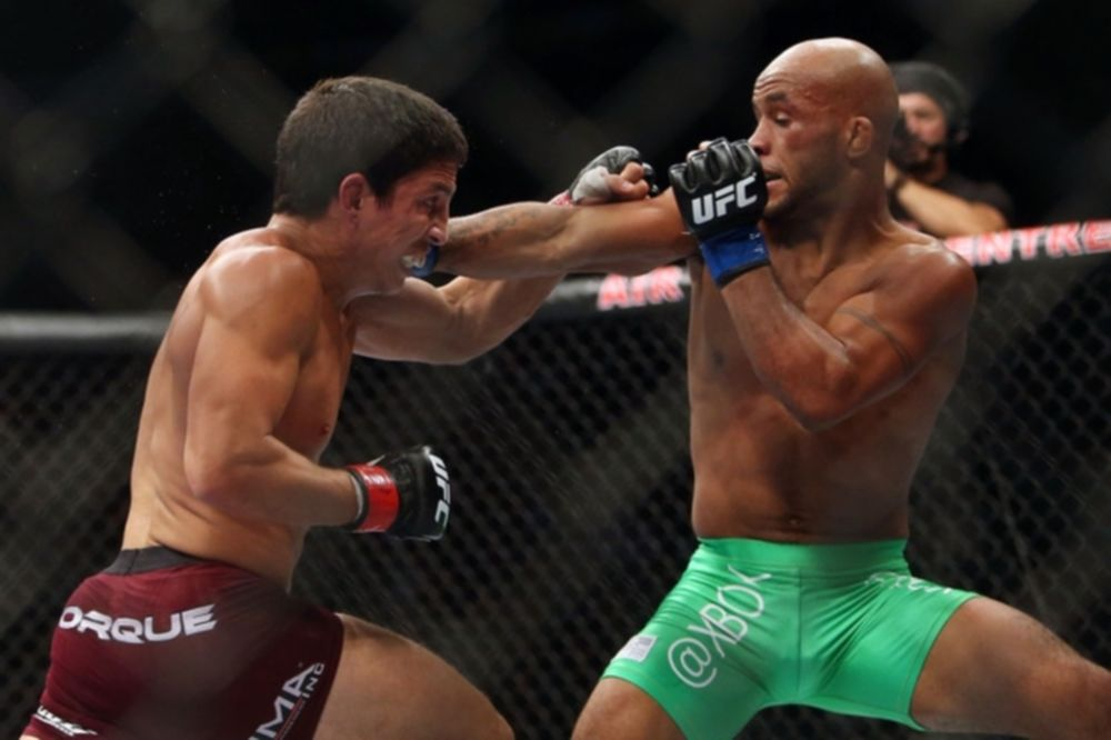 UFC on FOX 9: Αφιέρωμα για το… κομμένο σόου (video)