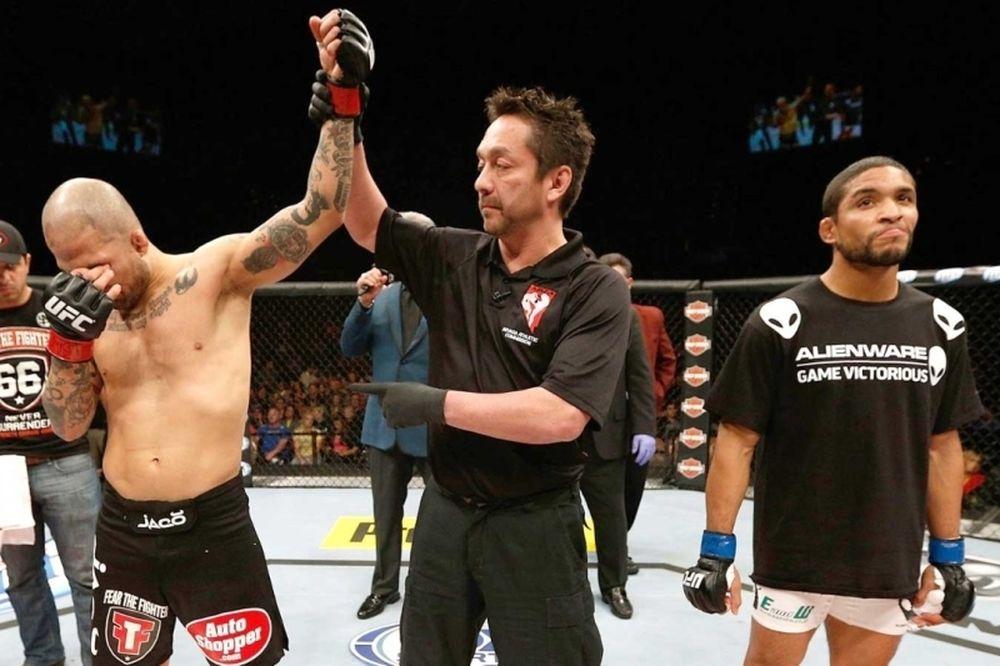 UFC: Κατηγορίες του Corassani και απολογίες του Blanco