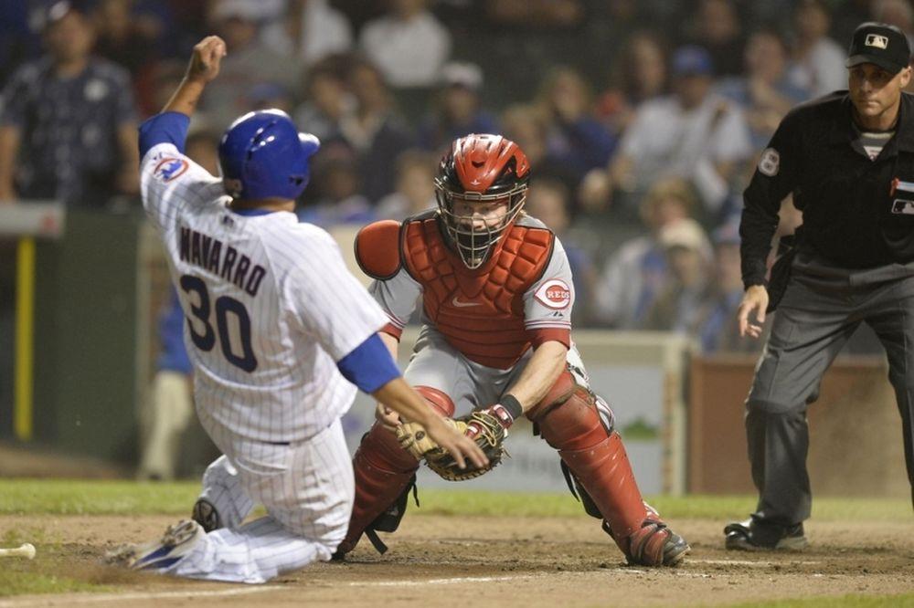 MLB: Πήραν… φωτιά οι Ρέις
