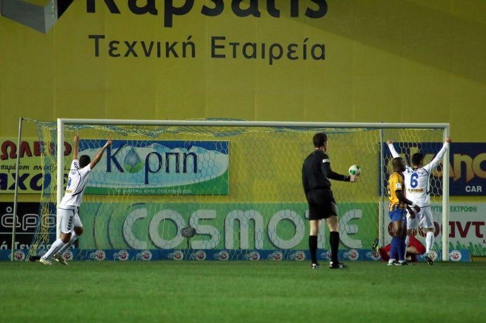 «Καθάρισε» ο Ατρόμητος, 2-0 τον Παναιτωλικό (photos+video)