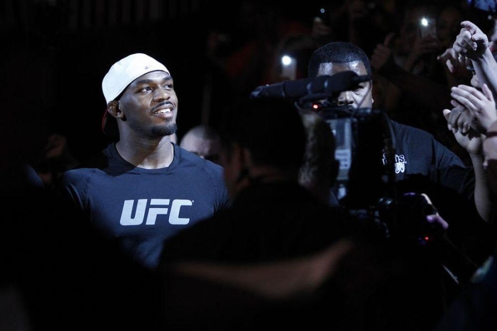UFC 171: Main event με Jon Jones
