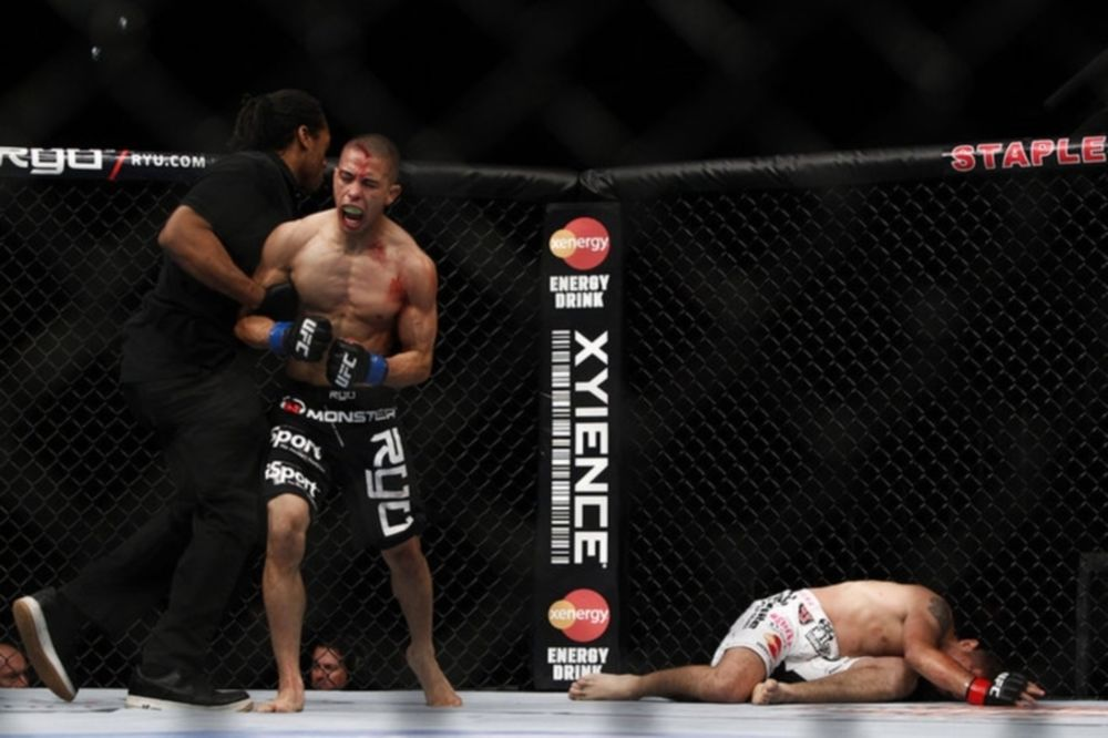 UFC Fight Night 35: Άμεση επιστροφή για Moraga
