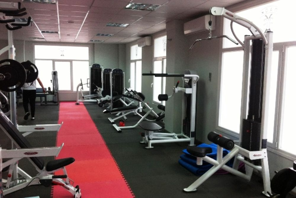 ΠΑΟΚ: Νέο γυμναστήριο στη Μεσημβρία (video)