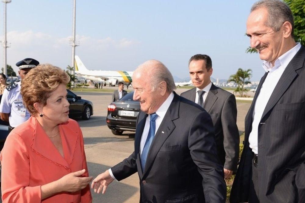 Ρούσεφ: «Βραζιλία, η καρδιά όλων μας»