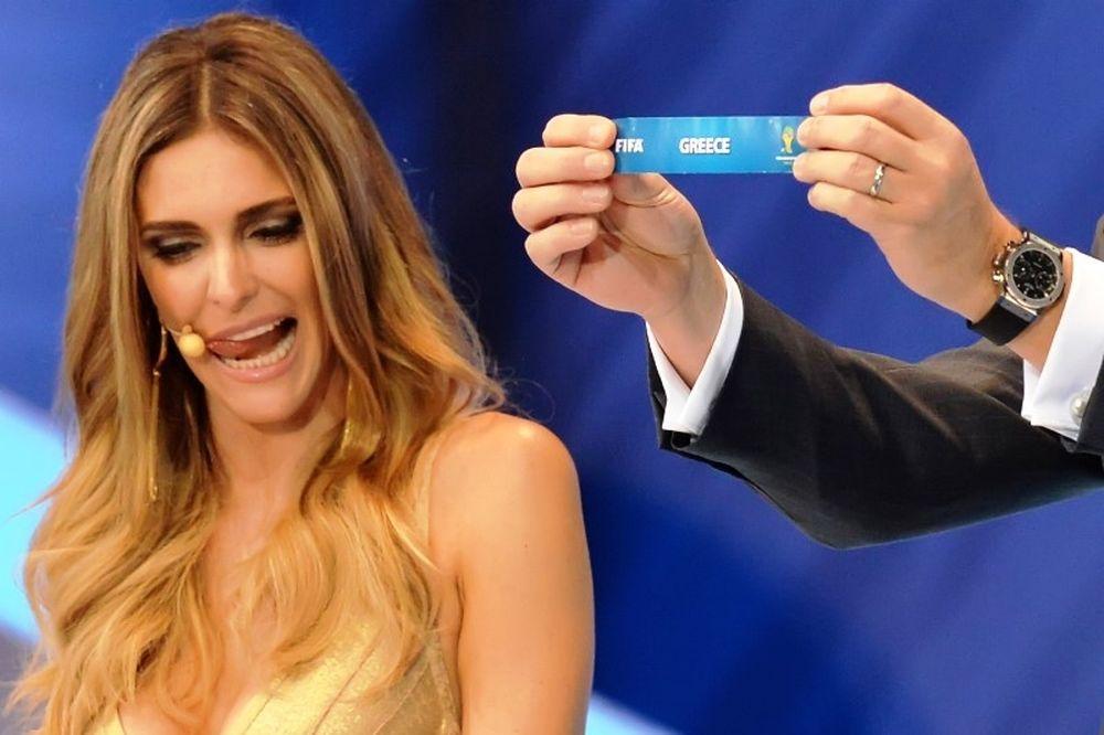 Άναψε με την Ελλάδα η Φερνάντα!