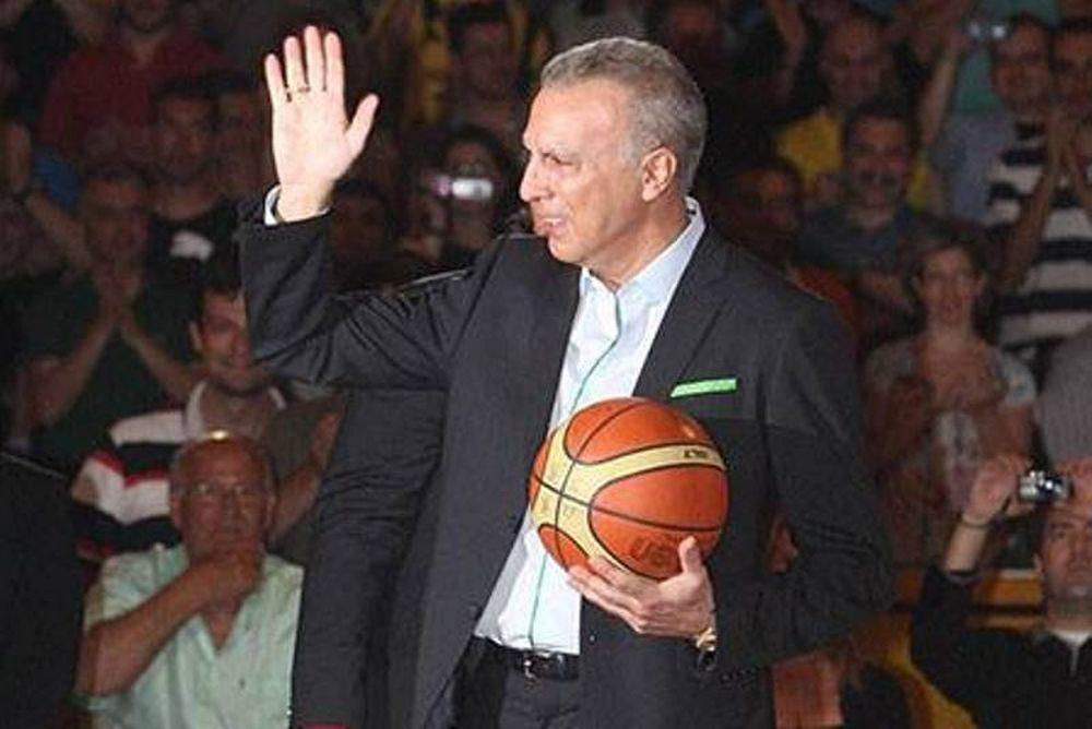 Γκάλης: «Πάντα κοντά στο μπάσκετ»