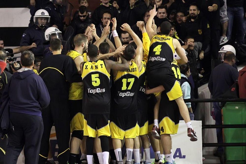 Basket League ΟΠΑΠ: Συγκοινωνούντα δοχεία…