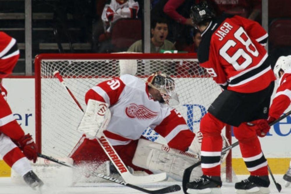 NHL: «Θαυματουργός» Gustavsson (videos)