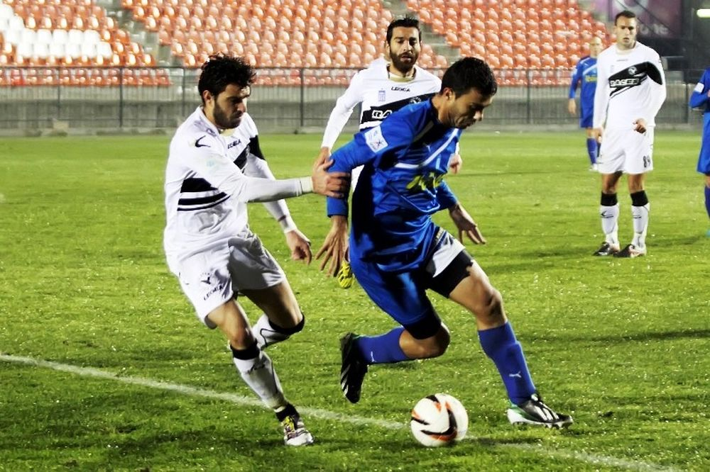 Football League: Η σκυτάλη στις Σέρρες