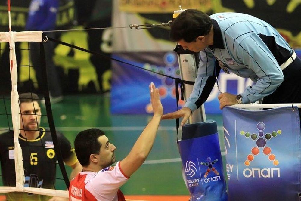 ΑΕΚ: Ανακοίνωση για τη διαιτησία με Ολυμπιακό (photos)
