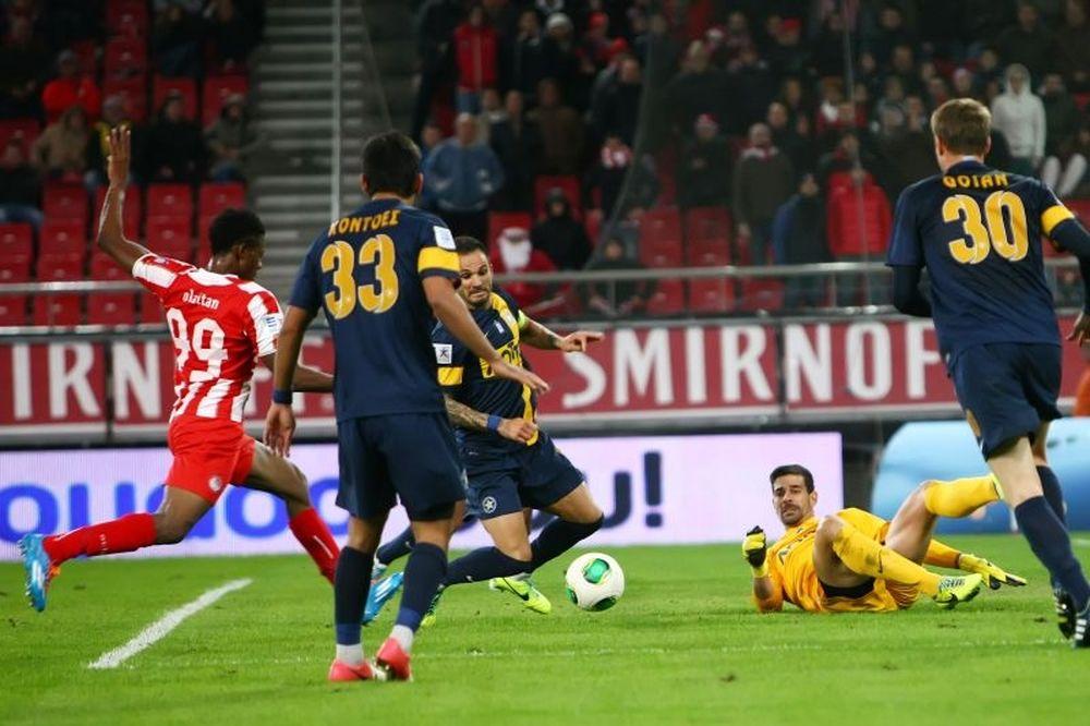 Ολυμπιακός-Αστέρας Τρίπολης 2-0: Τα γκολ του αγώνα (video)