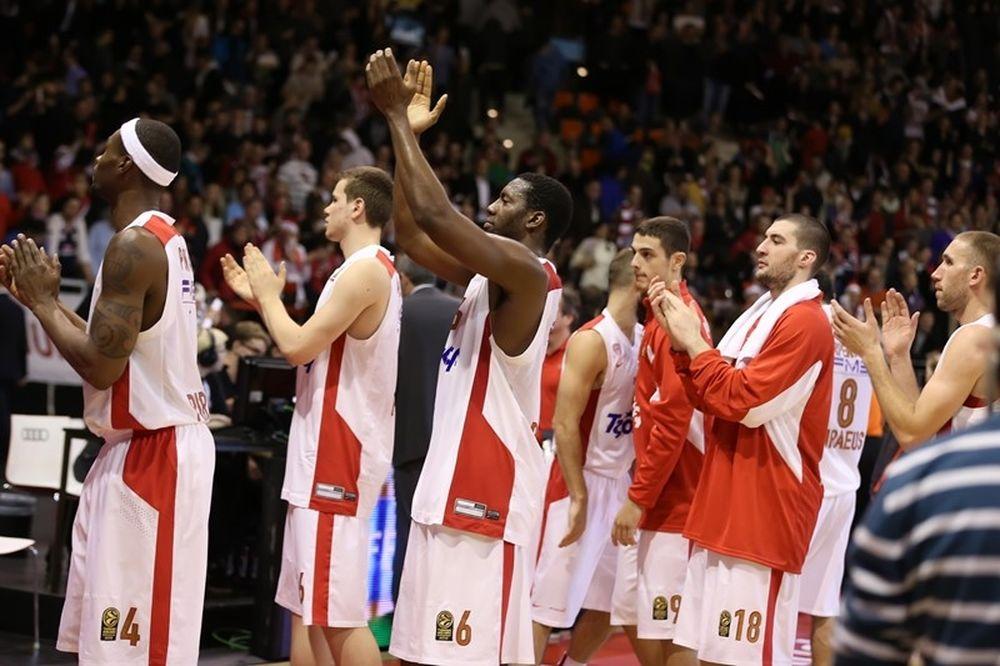 Basket League ΟΠΑΠ: Για το 20-0 ο Ολυμπιακός