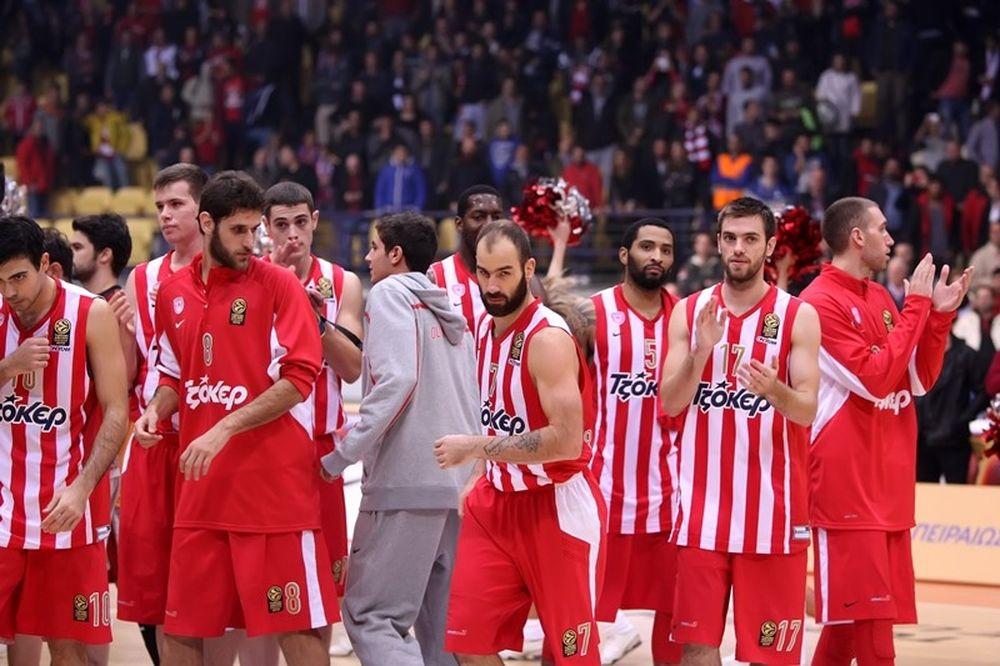 Basket League ΟΠΑΠ: «Γκαζώνει» ο Ολυμπιακός, ξανά θύμα έκπληξης ο ΠΑΟΚ