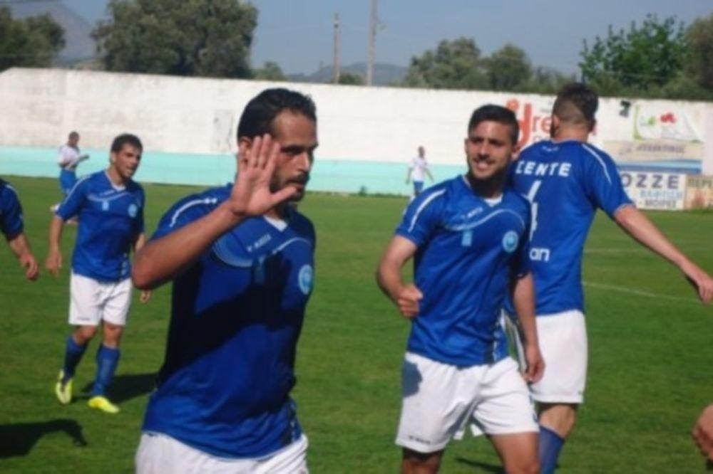 Ρούβας – Δόξα Βύρωνα 5-0
