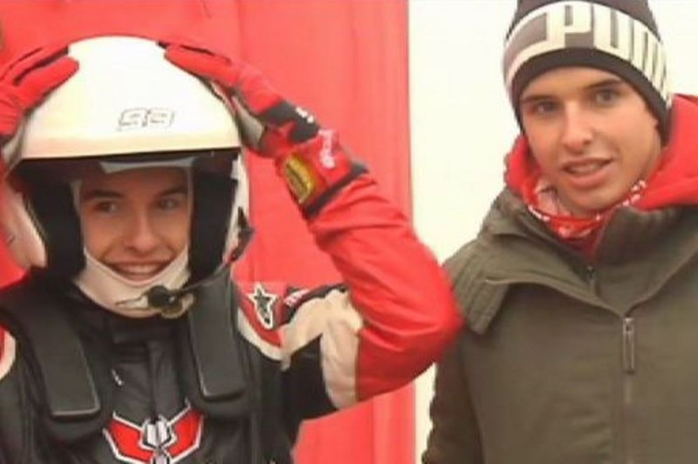 Moto GP: Το… γύρισε στο WRC ο Μάρκεζ! (video)