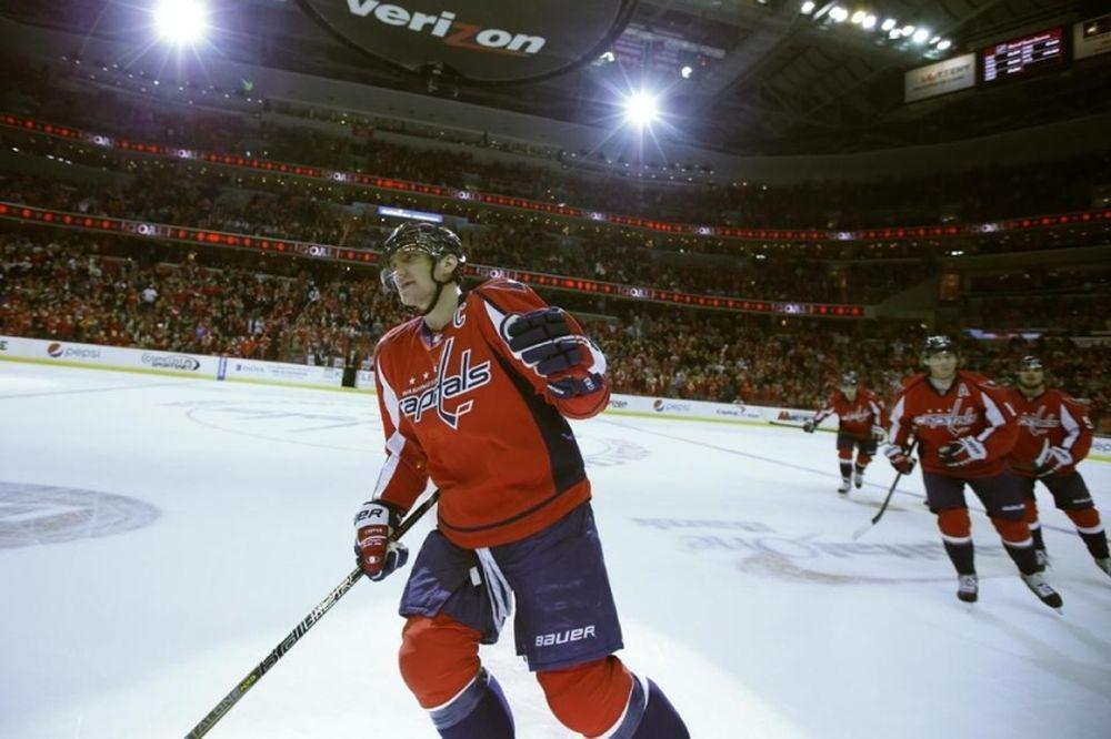 NHL: Εξωπραγματικός Ovechkin (videos)